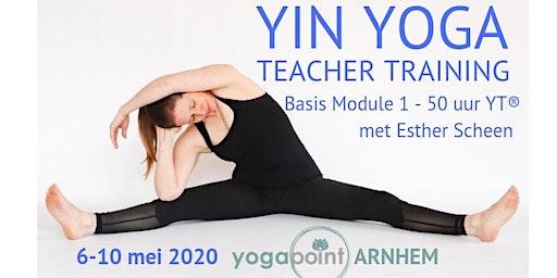 Yin Yoga opleiding Arnhem (50h YA) Basis