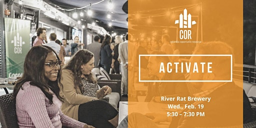 COR Activate at River Rat Brewery