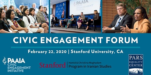 PAAIA's Civic Engagement Forum at Stanford