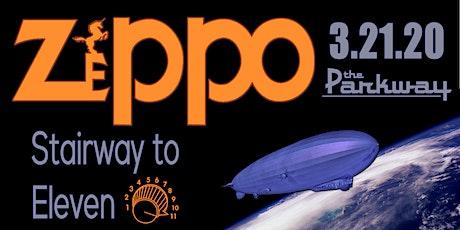 ZEPPO: Stairway to Eleven tickets