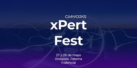 CIMWORKS Xpert Fest entradas