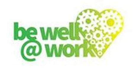 Workplace health and wellbeing champion training tickets