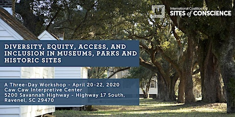 Diversity, Equity, Access, and Inclusion in Museums, Parks & Historic Sites tickets