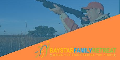 Shoot for the Stars- Clay Shoot Benefiting Baystar Family Retreat tickets