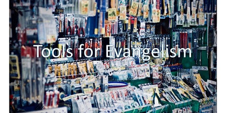 Tools for Evangelism - event cancelled tickets