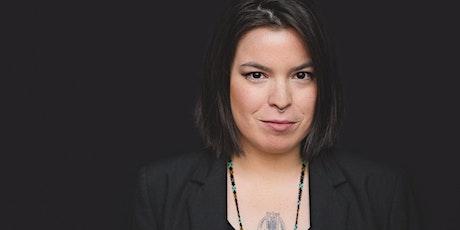 Soirée littéraire avec Natasha Kanapé Fontaine tickets