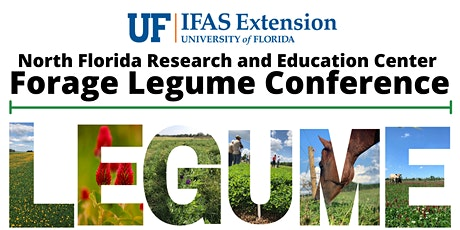 Forage Legume Conference 2020 tickets