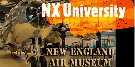 NX University- New England 2020 tickets