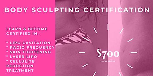Body Sculpting Certification