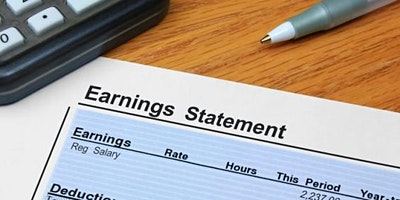 How to Read/Understand Paycheck/Pay Stud, W-2 and 1099