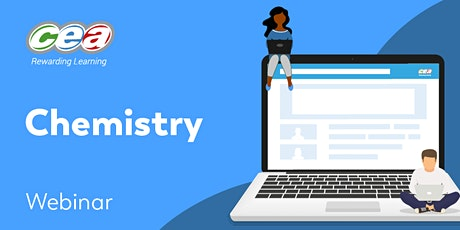 CCEA GCSE Chemistry EEP Webinar [KS4/G1/CHE/5] tickets