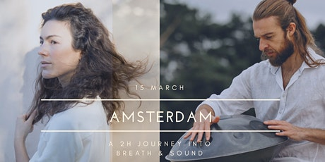 Live Music Breathwork & Sound Meditation in Amsterdam tickets