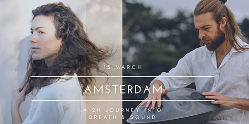 Live Music Breathwork & Sound Meditation in Amsterdam