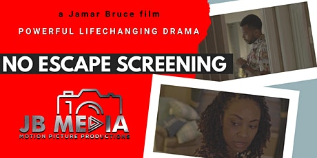 """No Escape"" Short Film								   Screening & Panel tickets"