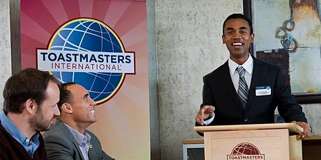 Toastmasters Hopes and Dreams weekly meeting (ONLINE) tickets