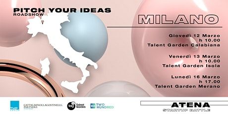 Roadshow Atena Startup Battle | Milano Merano tickets