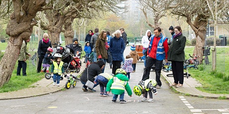 Lordship Rec Easter 2020 Wheely Tots: Parent & Toddler Sessions tickets
