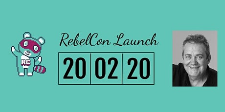 RebelCon 2020 Launch Event tickets