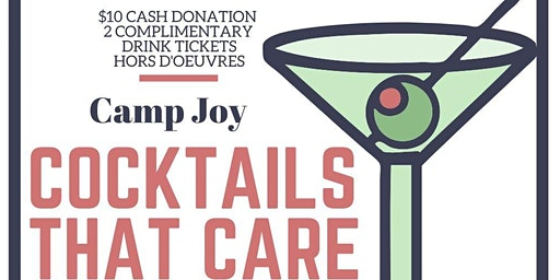 Cocktails That Care-Camp Joy