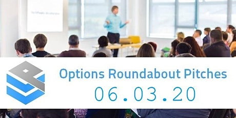 Lean Launch Programme Cohort V - Options Roundabout Pitches tickets