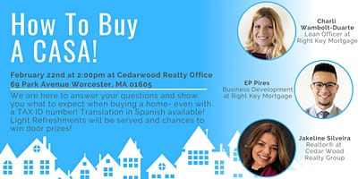 How To Buy A CASA!
