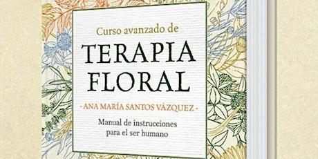 Presentación del libro: Curso avanzado de Terapia floral entradas
