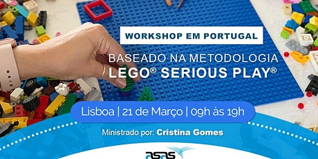 Lisboa | Workshop baseado em LEGO® SERIOUS PLAY® Open-Source  bilhetes