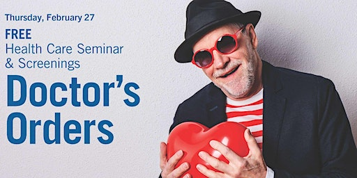 It's a Matter of the Heart: Free Health Care Seminar & Screenings