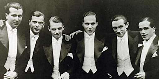 The Story of the Comedian Harmonists
