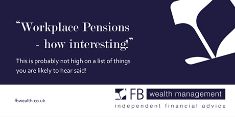 Workplace Pensions Drop-In Event (For Business) tickets