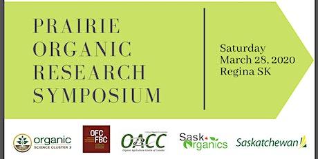 Prairie Organic Research Symposium tickets