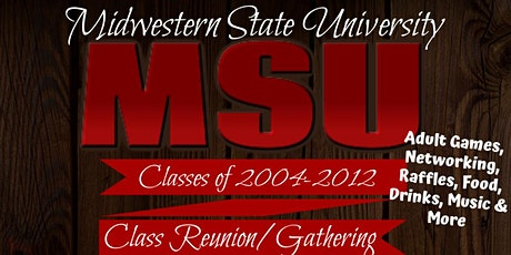 """Reunited & It Feels So Good"" MSU Reunion tickets"