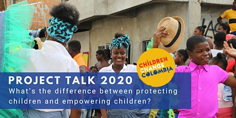 Children Change Colombia Project Talk 2020 tickets