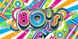 "Come join us for a blast from the past, 80""s style. Music, Food & Drink"