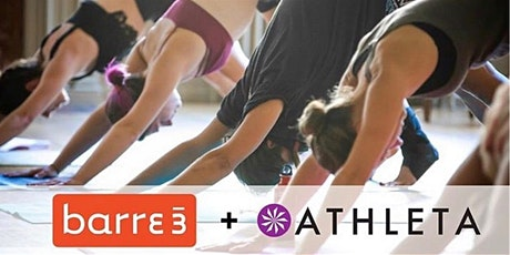 barre3 + Athleta tickets