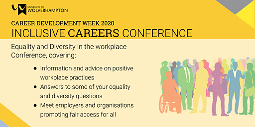 ICC: Inclusive Careers Conference 2020