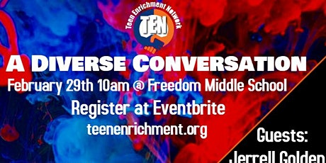 Teen Diversity Expo and Summit tickets