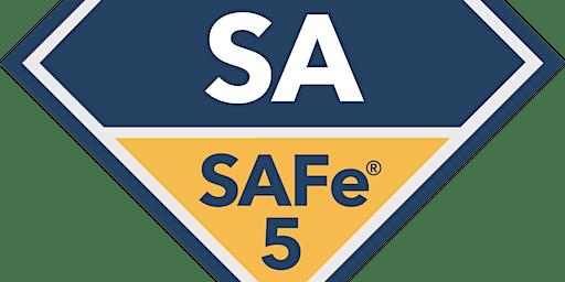 Leading SAFe 5.0 with SAFe Agilist Certification Hartford Connecticut (Weekend)