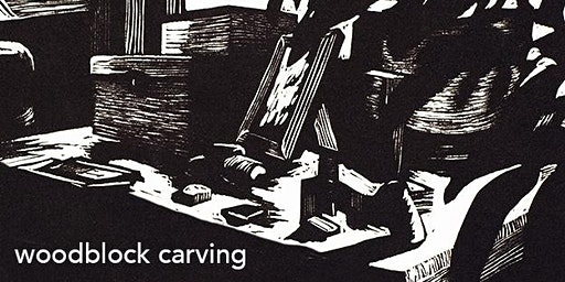 Woodblock Carving