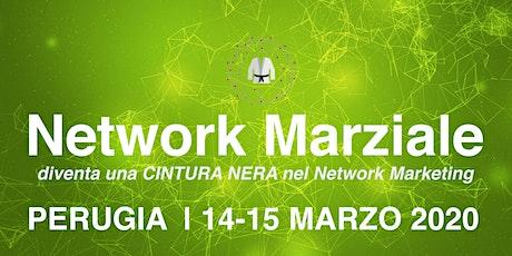 Network Marziale - Perugia tickets