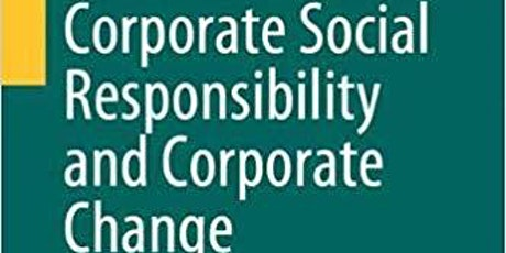 Lancement Corporate Social Reponsibility and Social Change. billets