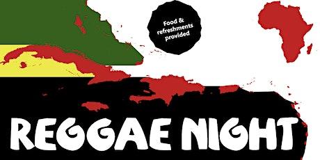 Reggae Night - Black Futures on Eglinton tickets