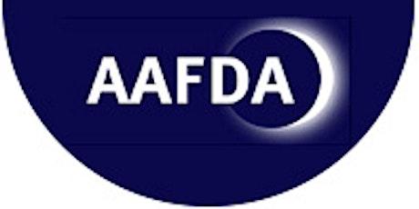 Postponed until further notice AAFDA Info & Networking Event  Farnborough tickets