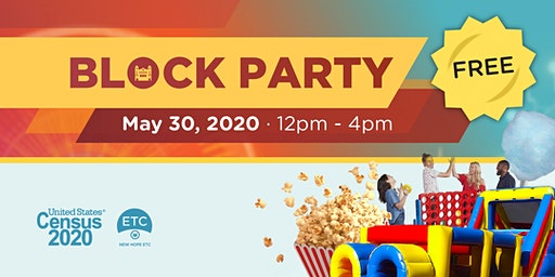 New Hope Block Party