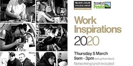 Work Inspiration Event tickets