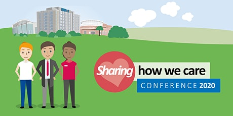 Sharing How We Care Conference 2020 (All directorates) tickets