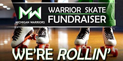Michigan Warriors Skate Fundraiser