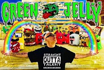 Green Jello tickets