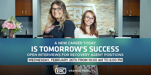 ERC Orange Park Open Interview February