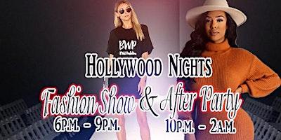 Hollywood Nights Fashion Show